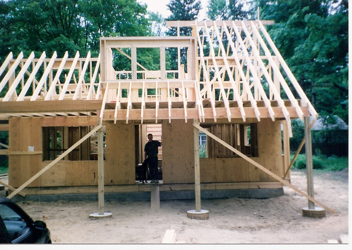 Building My House what building my house taught me about writing « vaughn roycroft's