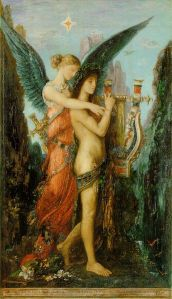 by Gustave Moreau