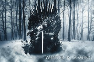 Winter is coming-Game of thrones