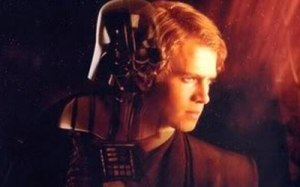 Anakin Darth morph