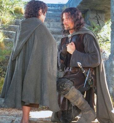 Frodo_Aragorn