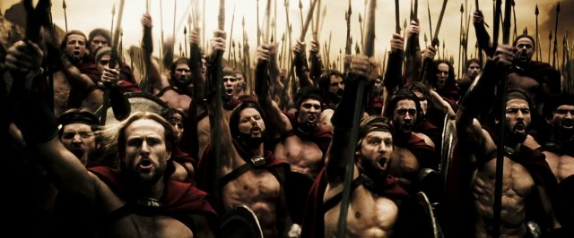 Spartans. what is your profession