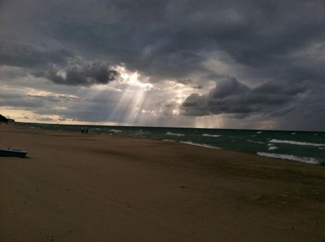 Majestic Cloudiness