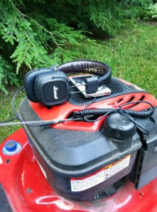 Rocking Mower
