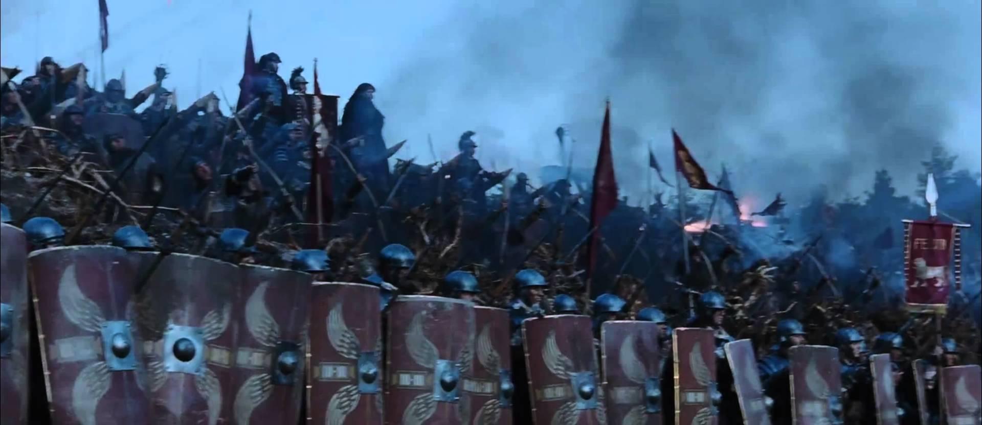 Gladiator Unleash Hell battle